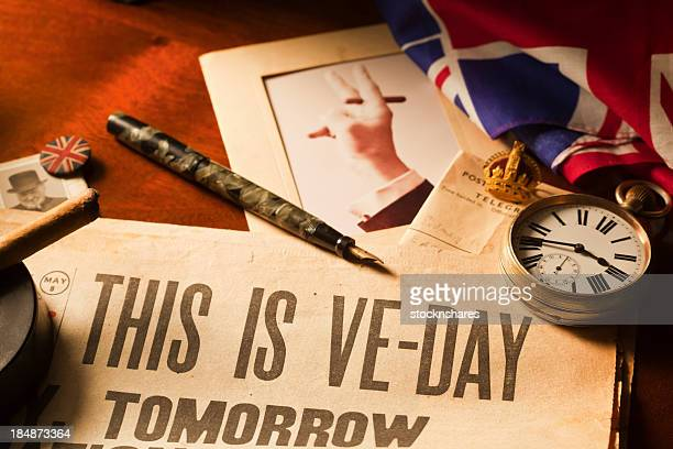 This is VE Day