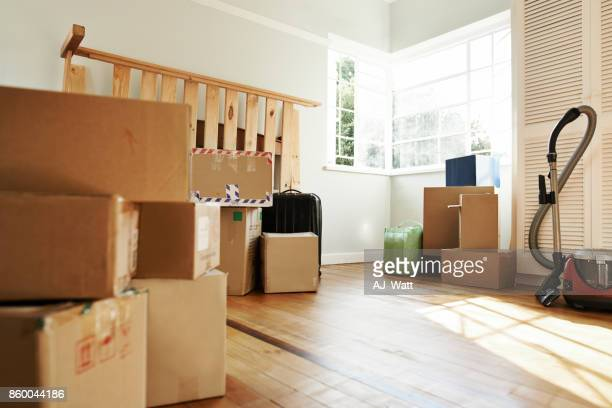 this is what a new start looks like - belongings stock photos and pictures