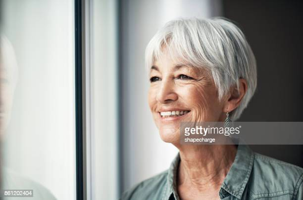 this is what it's all about - gray hair stock photos and pictures