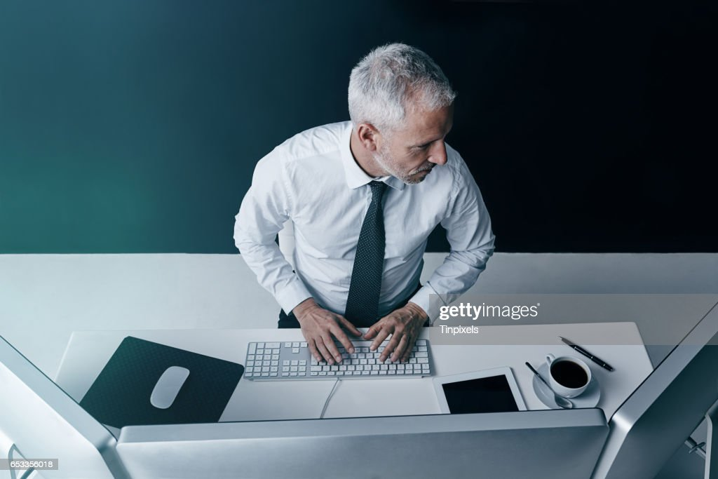 This is what the future of business looks like : Stock Photo