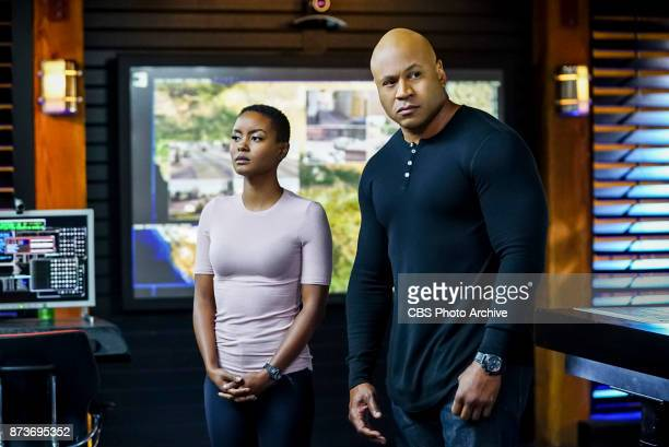 'This Is What We Do' Pictured Andrea Bordeaux and LL COOL J The NCIS team must locate a group of unknown assailants who illegally crossed the border...