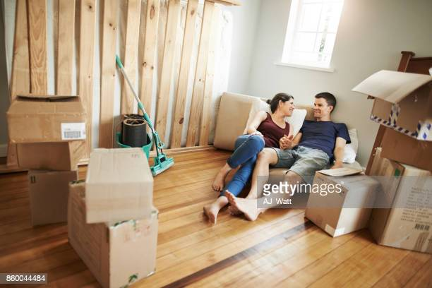 this is where i want to grow a family - belongings stock photos and pictures