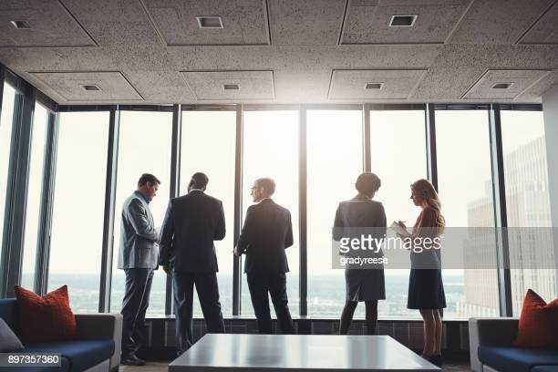 this is where their brains are put to work - board room stock pictures, royalty-free photos & images