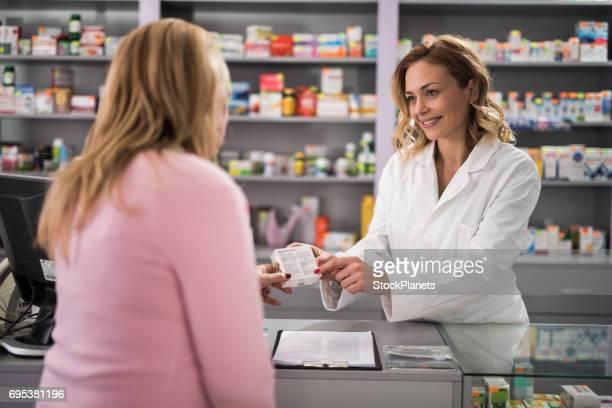 Dies ist, wo lesen Sie die Anweisungen für eine Medizin!