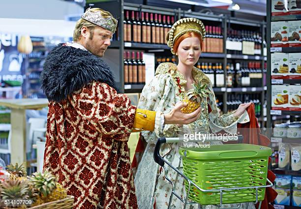 this is why one has servants to do the shopping.... - royalty stock pictures, royalty-free photos & images