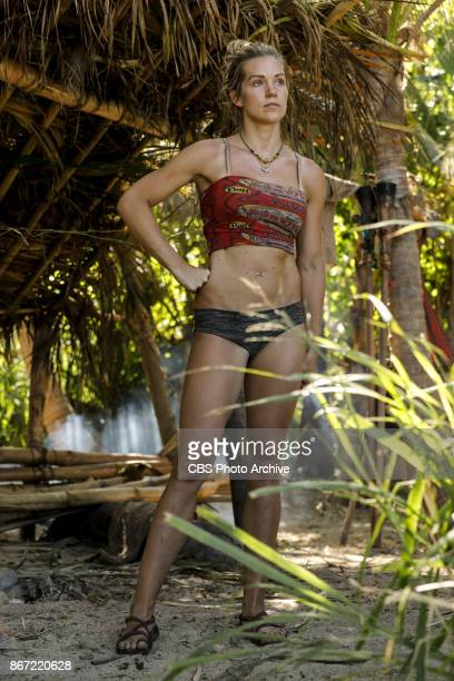 'This is Why You Play Survivor' Jessica Johnston on the sixth episode of SURVIVOR 35 themed Heroes vs Healers vs Hustlers airing Wednesday November 1...