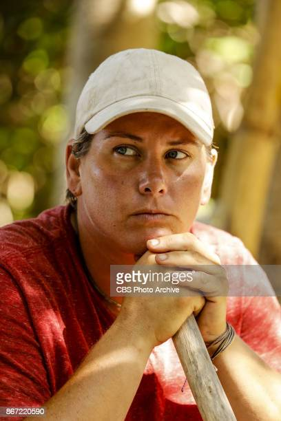 'This is Why You Play Survivor' Lauren Rimmer on the sixth episode of SURVIVOR 35 themed Heroes vs Healers vs Hustlers airing Wednesday November 1 on...