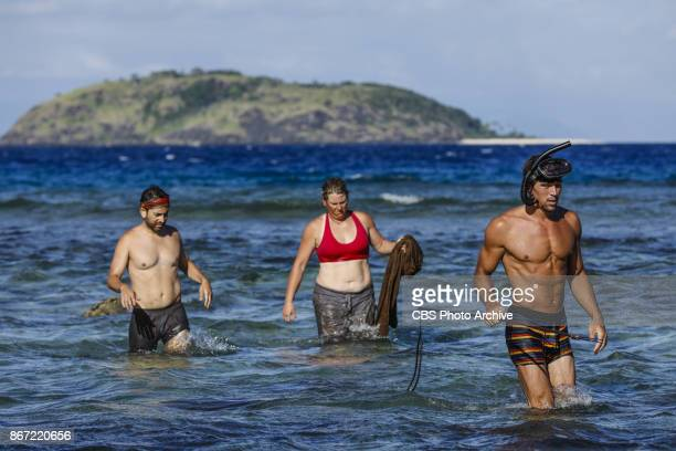 'This is Why You Play Survivor' Mike Zahalsky Lauren Rimmer and Cole Medders on the sixth episode of SURVIVOR 35 themed Heroes vs Healers vs Hustlers...