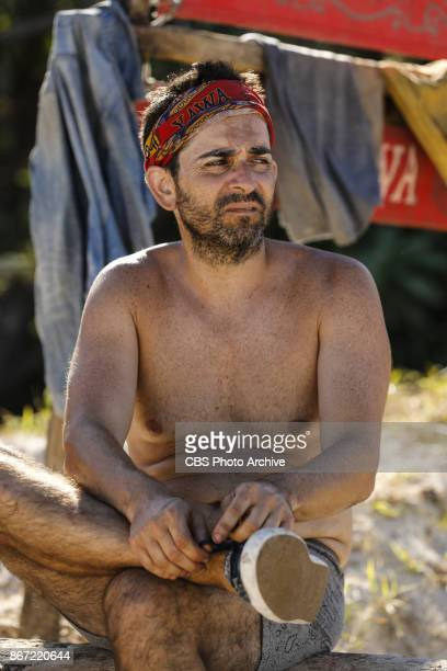'This is Why You Play Survivor' Mike Zahalsky on the sixth episode of SURVIVOR 35 themed Heroes vs Healers vs Hustlers airing Wednesday November 1 on...