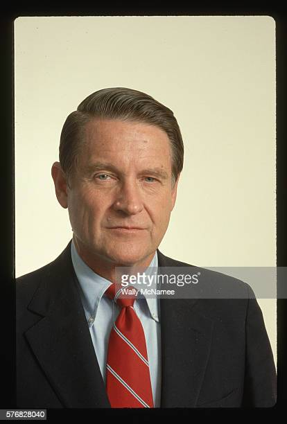 This is William Webster FBI Director who was to later serve as Director of the Central Intelligence Agency