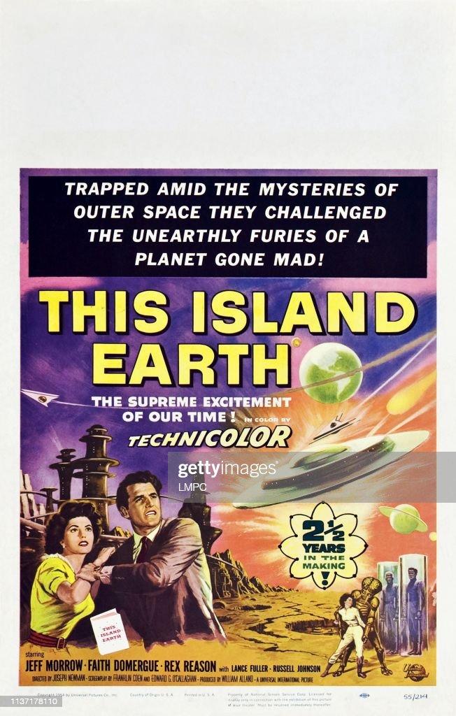This Island Earth : News Photo