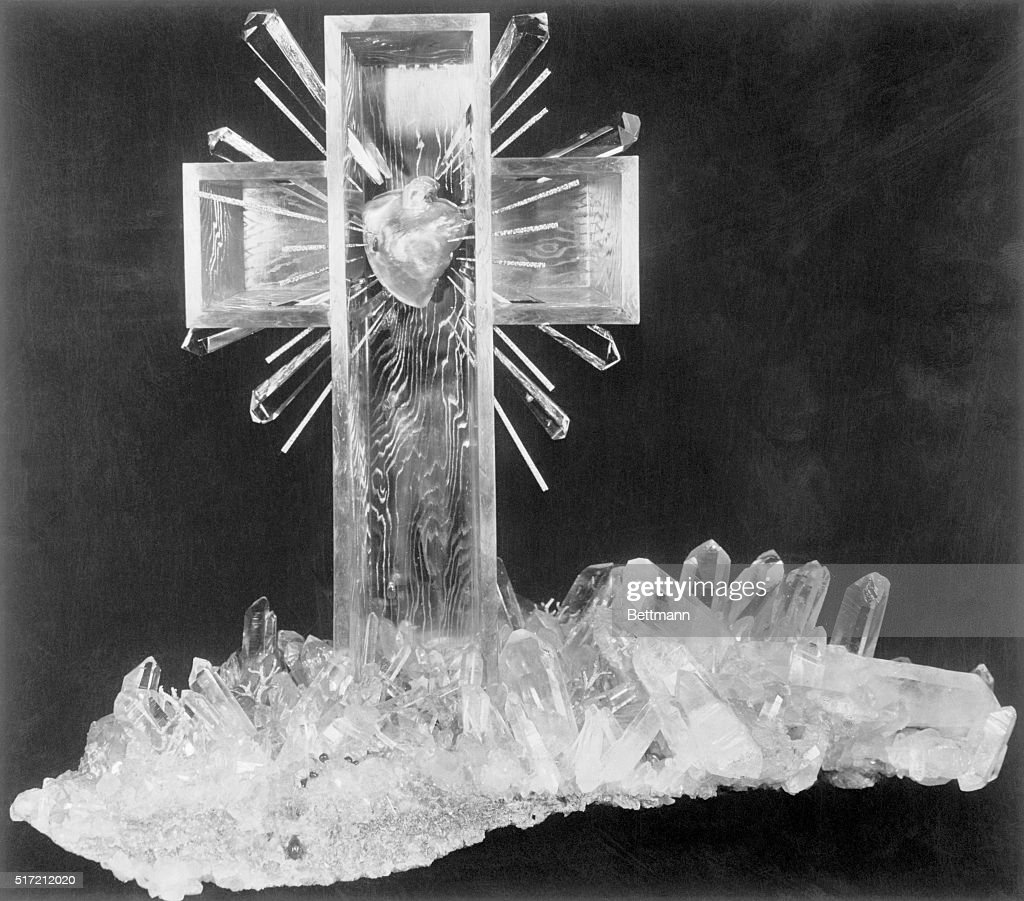 sacred heart of jesus by salvador dali pictures getty images