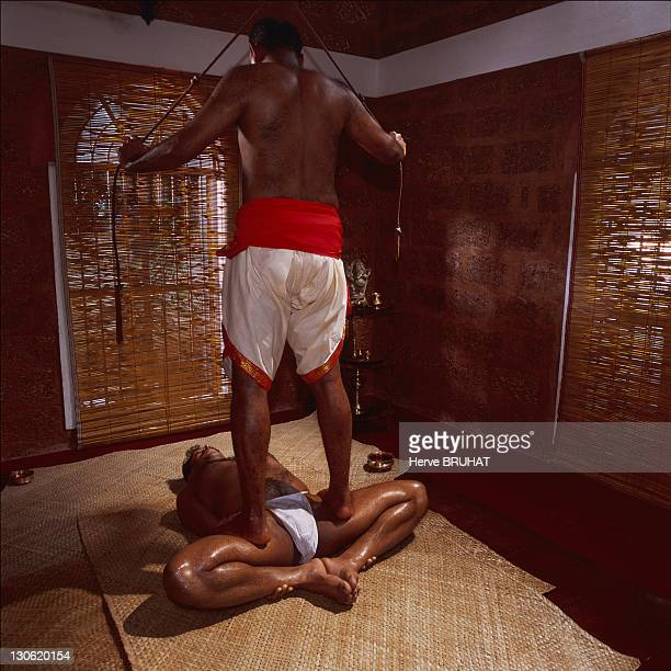This kind of massage is specific to kalaripayatt treatment First conceived to loosen up the body and to open the joints of the martial student it...