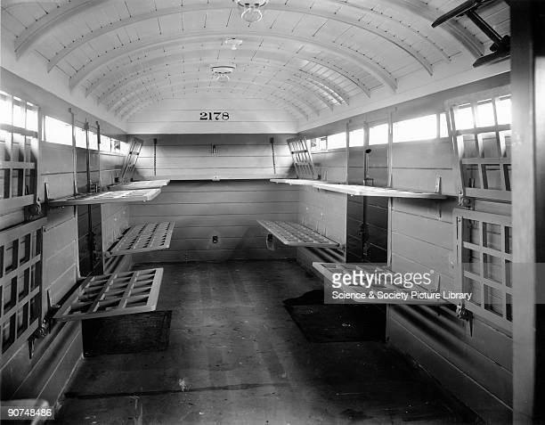 This London North Eastern Railway BG pigeon van No 2178 was built at York Carriage Works North Yorkshire in 1928 LNER official photograph