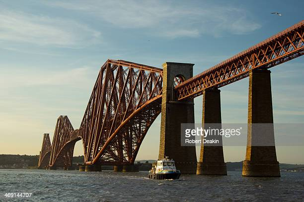 CONTENT] This magnificent example of human achievement from 130 years ago The Forth is still a busy waterway and used by vessels large and small The...