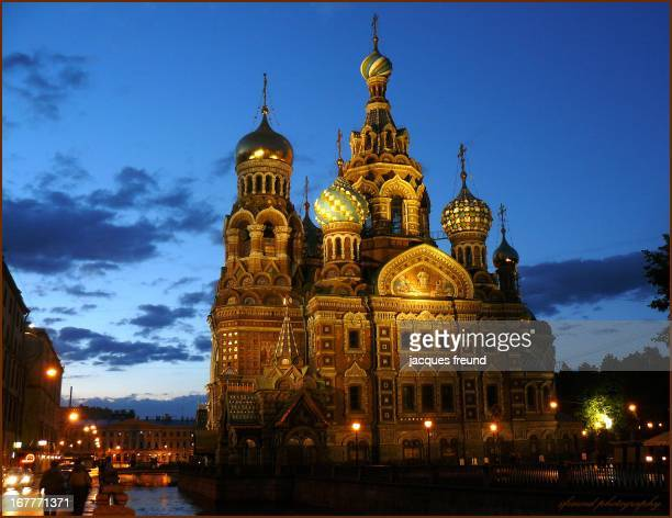 CONTENT] This marvellous Russianstyle church was built on the spot where Emperor Alexander II was assassinated in March 1881 It was reopened in 1997...