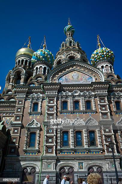 CONTENT] This marvelous Russianstyle church was built on the spot where Emperor Alexander II was assassinated in March 1881 After assuming power in...