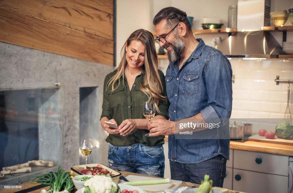 This Meal is Worth Sharing : Stock Photo