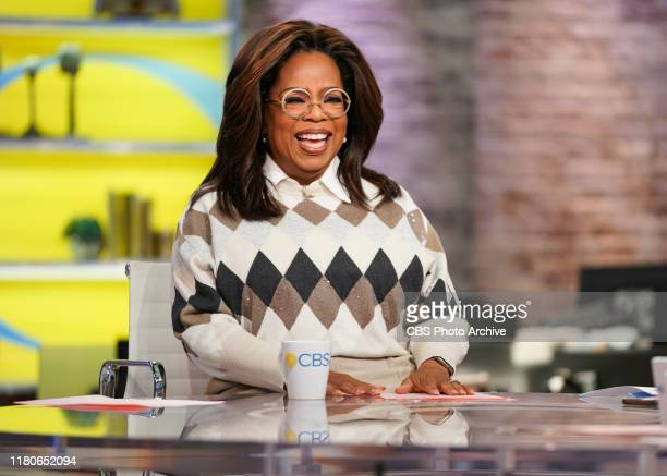This Morning Co-Anchors Gayle King, Anthony Mason, and Tony Dokoupil interview Oprah on her new Book Club Selection, Olive, Again with author...