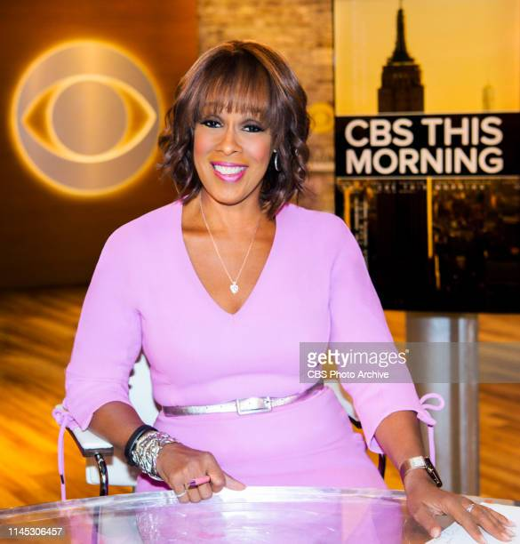 This Morning Co-Host Gayle King.