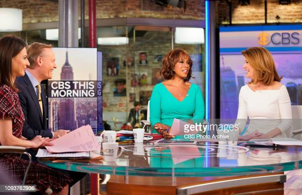 This Morning CoHosts Bianna Golodryga John Dickerson Gayle King and Norah O'Donnell interview Senator Cory Booker LIVE about his upcoming 2020...