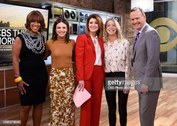 This Morning CoHosts Gayle King Bianna Golodryga Norah O'Donnell and John Dickerson interview Boston Marathon bombing survivor Adrianne Haslet LIVE