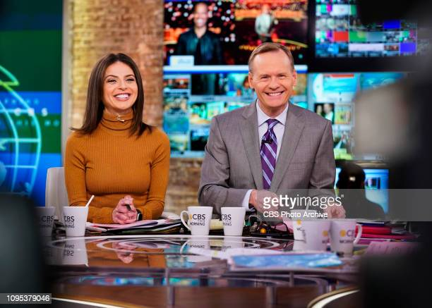 This Morning CoHosts Norah O'Donnell Gayle King John Dickerson and Bianna Golodryga interview Boston Marathon bombing survivor Adrianne Haslet LIVE...