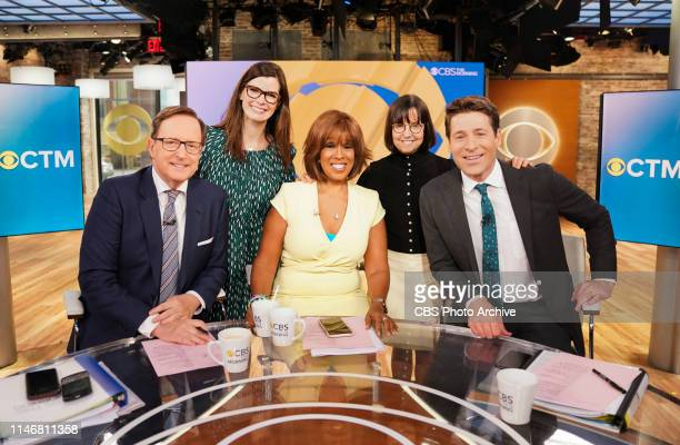 This Morning live from the CBS Broadcast Center May 20th 2019 Pictured L to R Top Row CBS This Morning Executive Producer Diana Miller and CBS News...