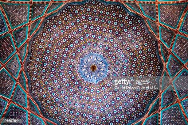 This mosque was built by Shah Jahan the Mughal Emperor behind the Taj Mahal on Avril 21 2016 in Thatta Sindh Pakistan