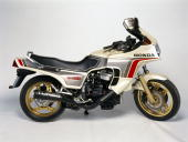 Honda CX500 Turbo Motorcycle, 1982.