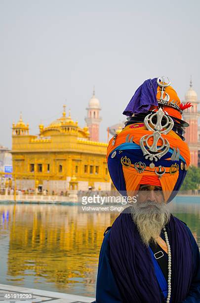 CONTENT] This Nihang Sikh walked by when I was taking photos of the Golden Temple and posed for a couple of photos on request He had the biggest...