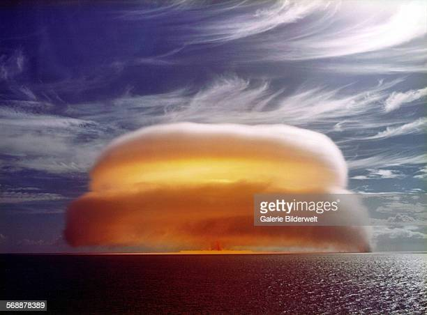 This nuclear test which was codenamed Dione was a 34kiloton blast conducted by France at Mururoa Atoll also known as Aopuni which along with its...