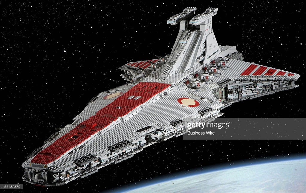Lego Star Wars Rebel Attack Cruiser Model Auction Photos and Images ...