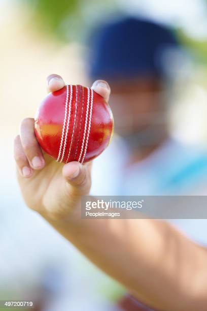 this one's going to be fast - cricket ball stock pictures, royalty-free photos & images