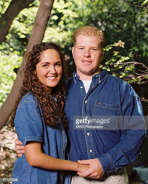 This photo from 1999 shows Mark and Lori Hacking of Salt Lake City Utah around the time of their wedding Mark reported Lori who was five weeks...