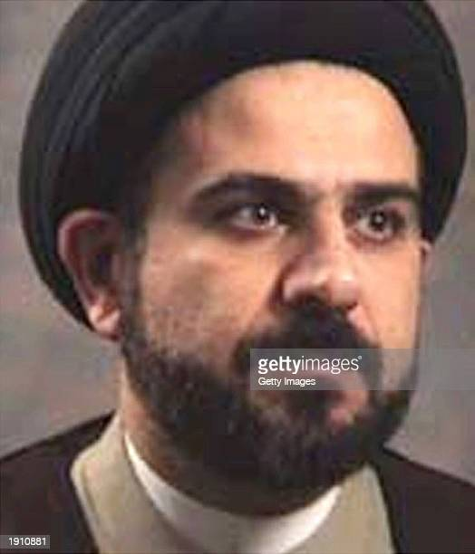 This photo from the US Department of State's Office of International Information Programs Web site shows Sayed Abdul Majid AlKhoei According to...