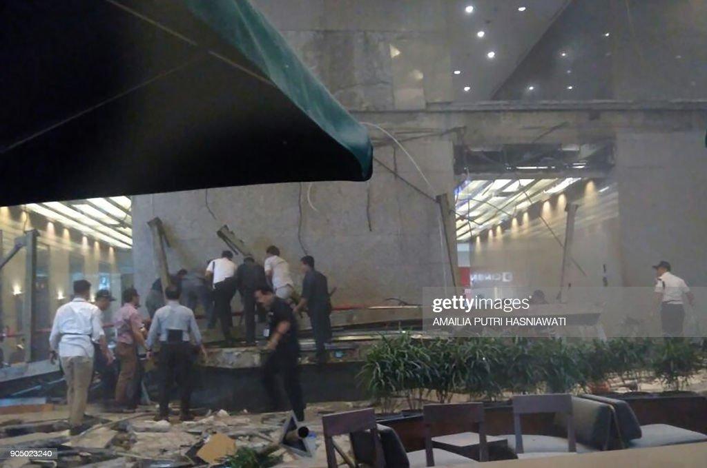 INDONESIA-ACCIDENT : News Photo