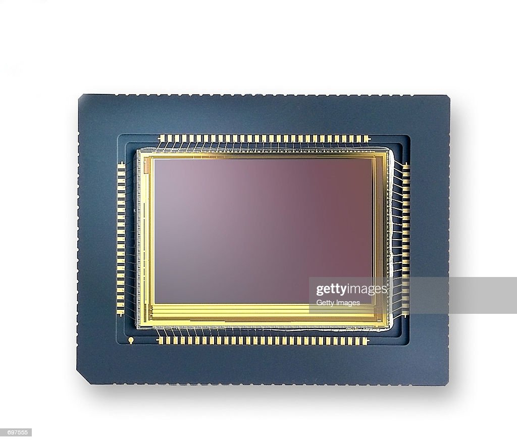 New Digital Camera Sensor Pictures Getty Images Different Types Of Cameras This Photo Released February 11 2002 Shows The X3 A Type