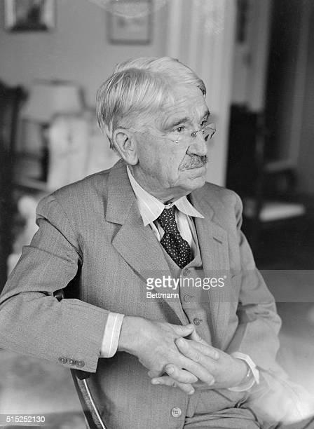 This photo shows John Dewey American philosopher psychologist and educator