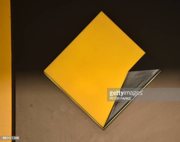 This photo taken in Sydney on November 30 2017 show the logo of the Commonwealth Bank one of the 'big four' Australian banks A wideranging inquiry...