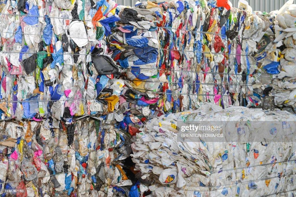 Australia-Environment-waste-Malaysia-China : News Photo