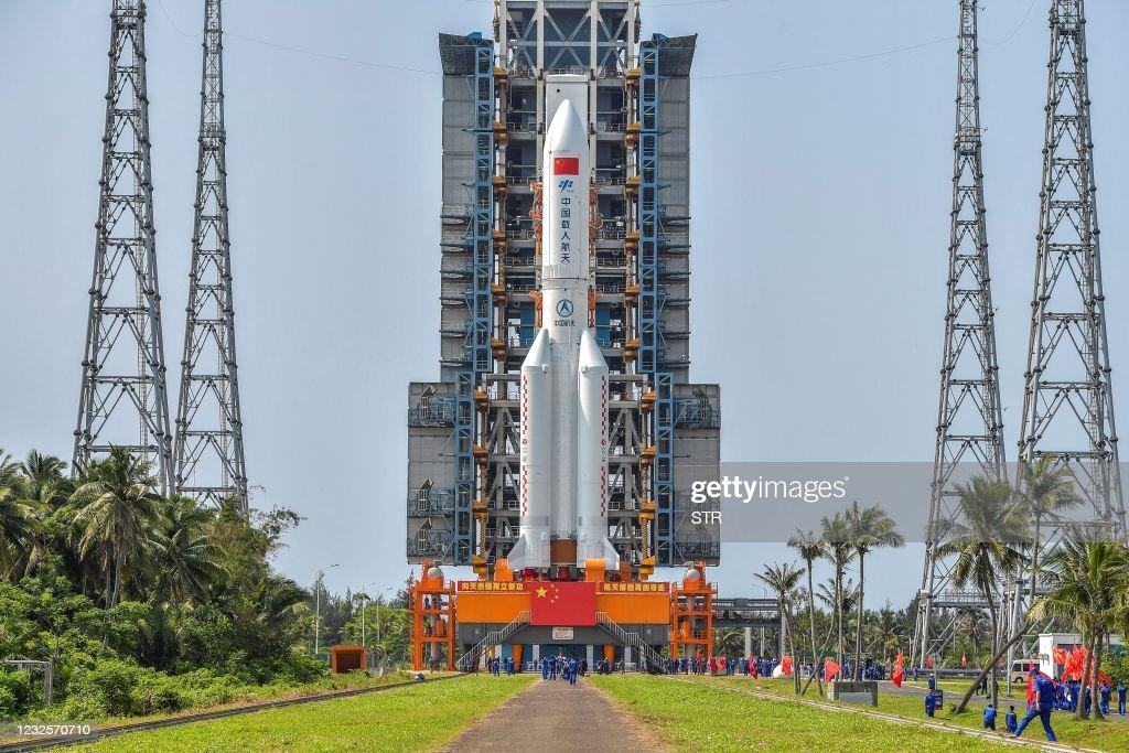CHINA-SPACE : News Photo