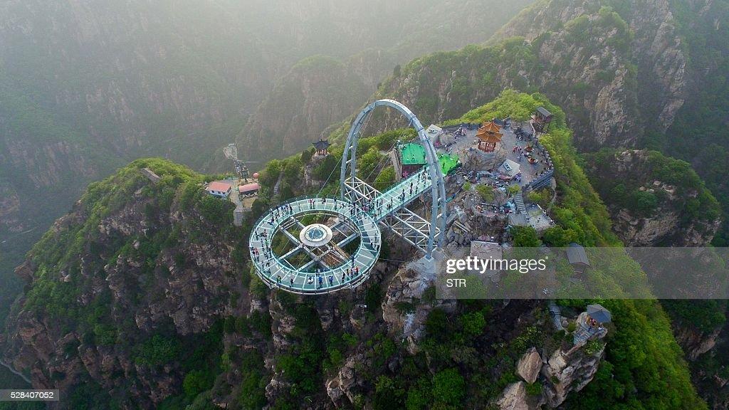 CHINA-LEISURE-TOURISM : Fotografía de noticias