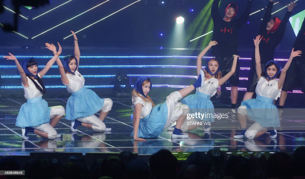 Idol kpop 2014