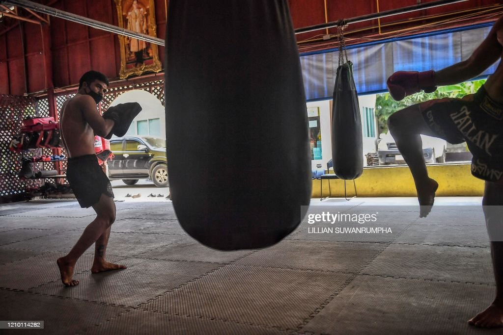 BOX-MMA-THA-HEALTH-VIRUS : News Photo