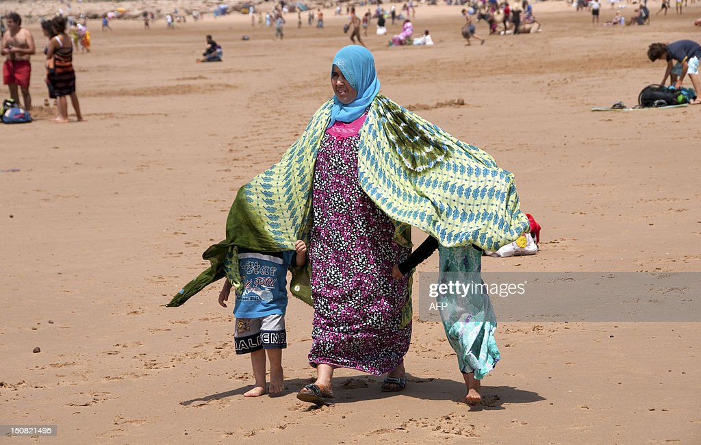 MOROCCO-DAILYLIFE-TOURISM-FEATURE : News Photo