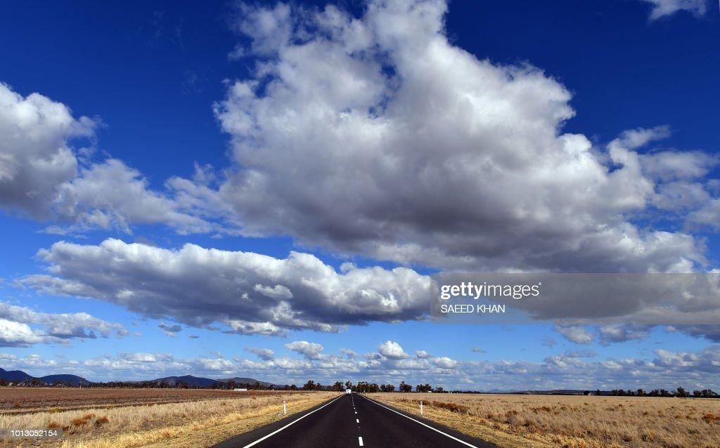 AUSTRALIA-WEATHER-DROUGHT-ENVIRONMENT-CLIMATE : News Photo