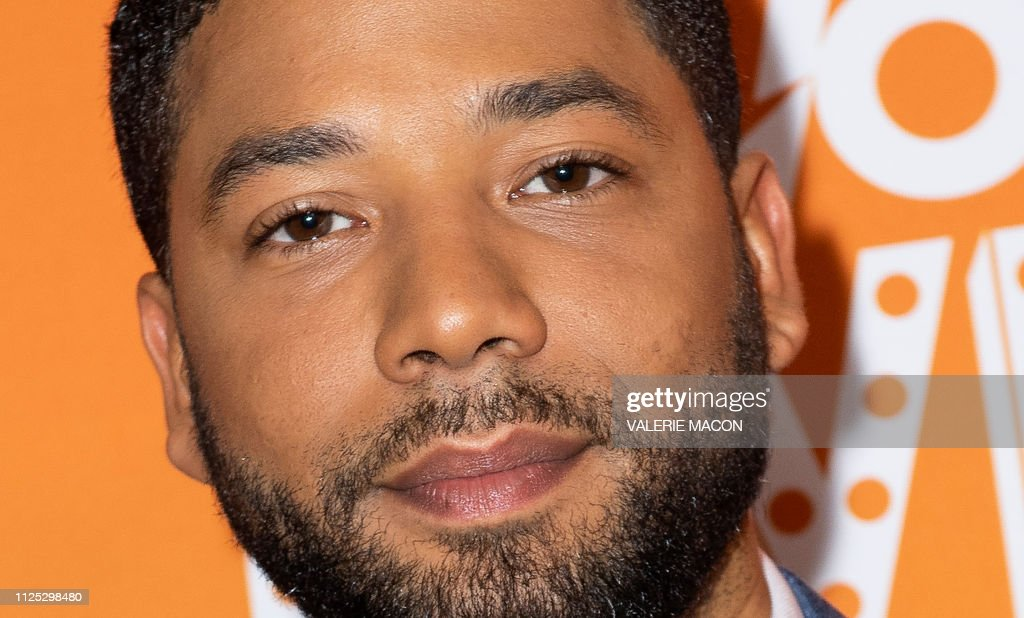 US-ENTERTAINMENT-CRIME-SMOLLETT-CELEBRITY-TELEVISION : News Photo