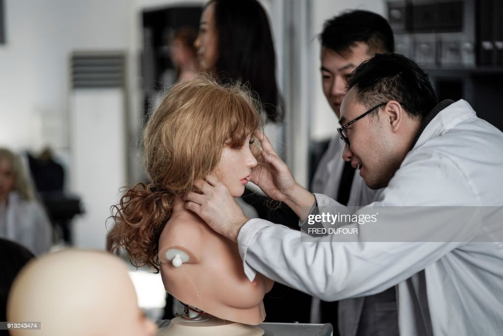 TOPSHOT-CHINA-SEX-LIFESTYLE : News Photo