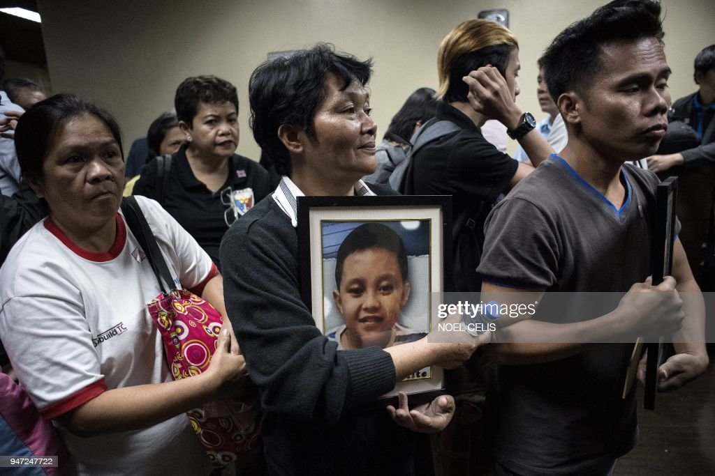 PHILIPPINES-HEALTH-DENGUE-VACCINE : News Photo